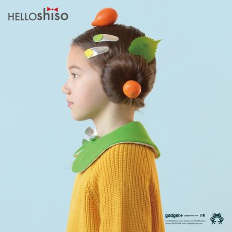 """HELLO shiso """"Citrus Clips"""""""