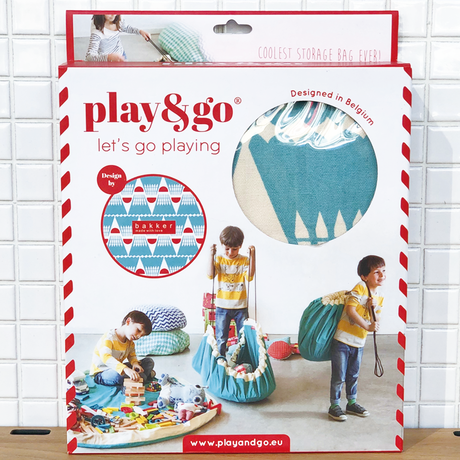 "Play&Go -Storage Play Mat- ""BADMINTON"""
