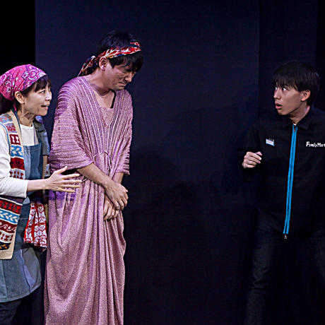 第27回公演『ほとんどの夜になまえはない』公演DVD