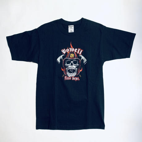 Powell fire dept Tee ©︎1996