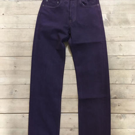 Levi's  USA製 COLOR DENIM