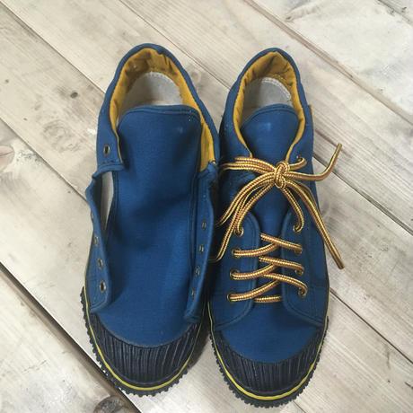 VANS BLUCHER BLUE size.W's7 1/2 DEADSTOCK NOS