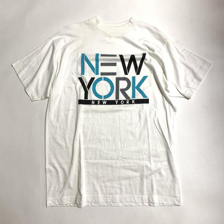 NEW YORK print Tee