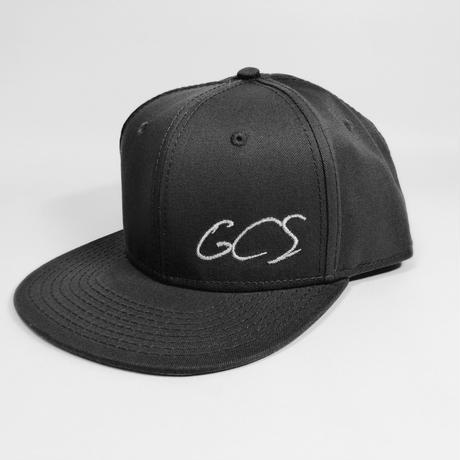GCS  cap  Charcoal