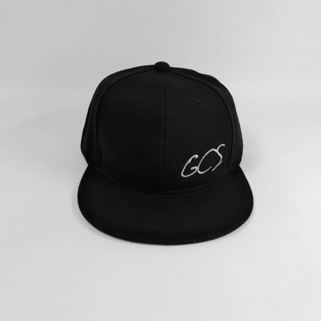 GCS  cap.  Black