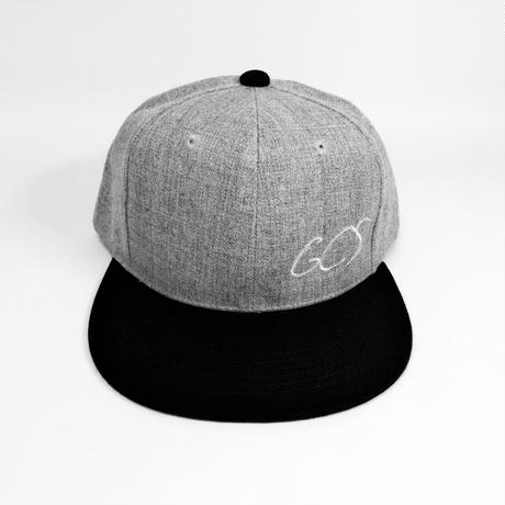 GCS  cap.  Gray