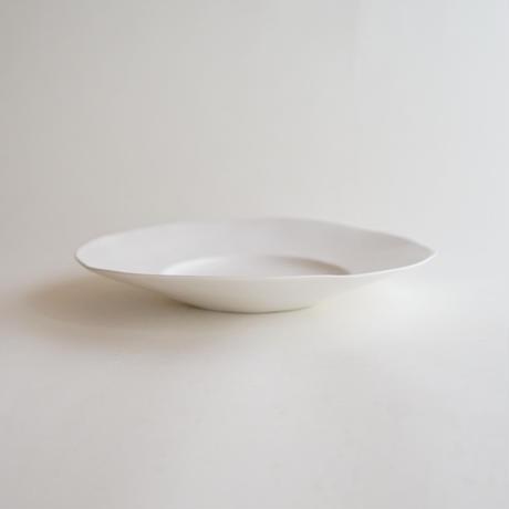 【安藤雅信】オランダ皿  L 玉渕(マット)