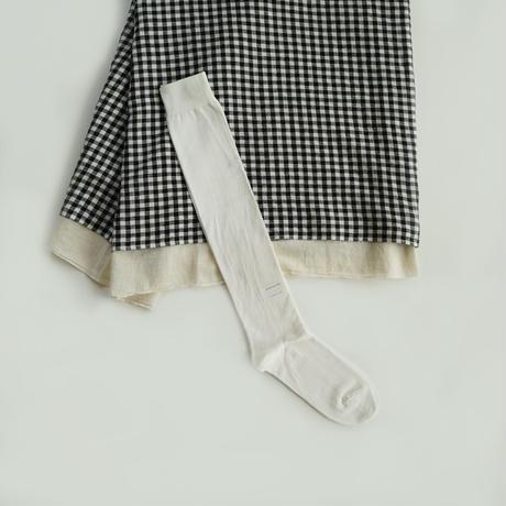 【momogusa × KIMURA'】エジプシャンコットン ハイソックス 新色
