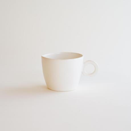 【安藤雅信】コーヒー (白ツヤ)