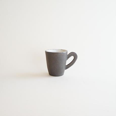 【安藤雅信】黒細長コーヒー 丸  F