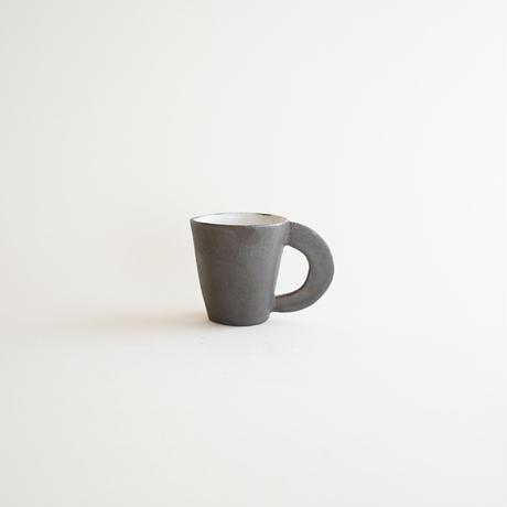 【安藤雅信】黒細長コーヒー 丸  A