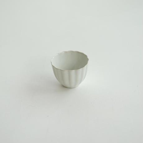 【安藤雅信】輪花茶杯 小