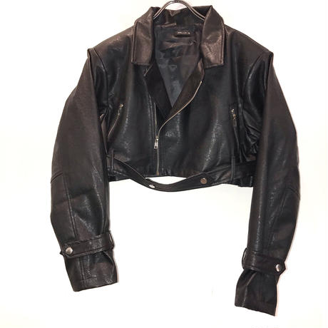 SHORT RIDERS JACKET