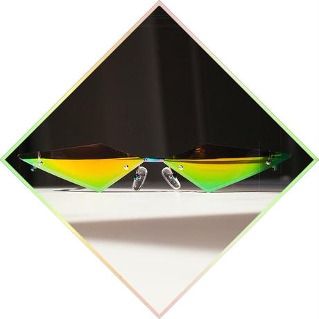 【esqape】ONYX  SUNGLASS -RAINBOW