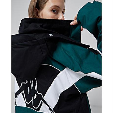 【Kappa  BANDA】windfoodet jacket