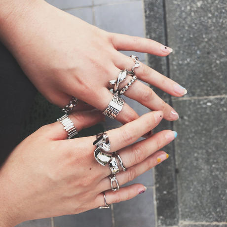 LIMITED 5 SET RING