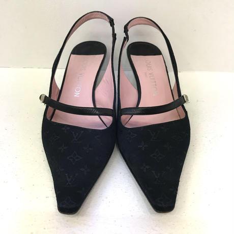 【USED】Louis Vuitton PUMPS
