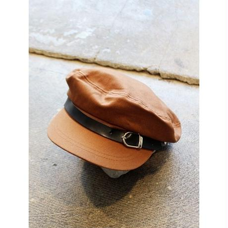 BELT COTTON MARINE CAP