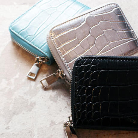 CROCO MINI  WALLET