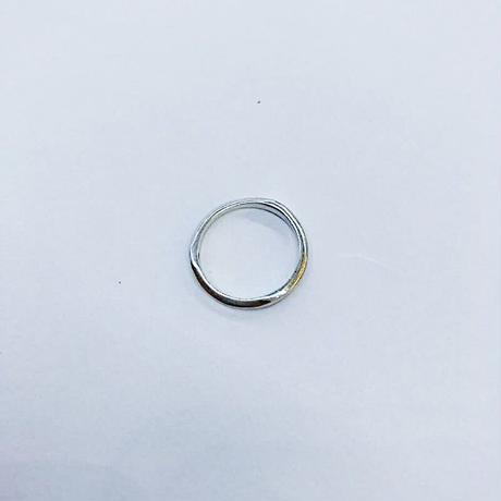 【Phismade】925 LOOP PINKY RING