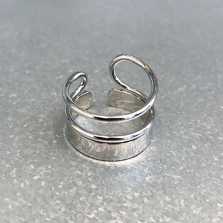 SLIM WIDE RING