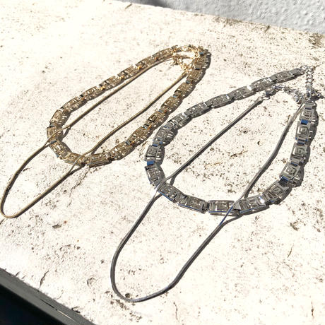 2 NECKLACE SET