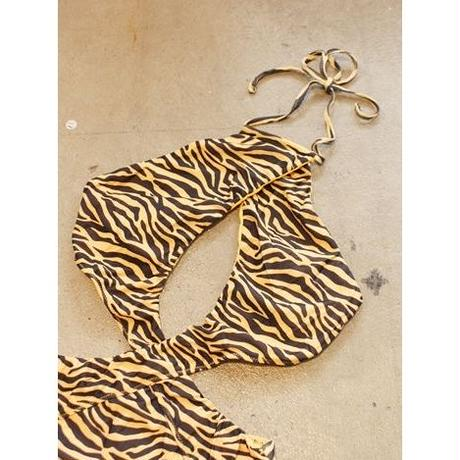 TIGER CROSS HOLTER SWIMWEAR