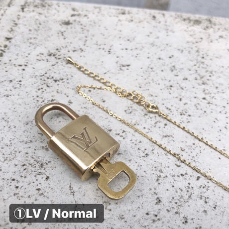 【Vintage Louis Vuitton】PADLOCK