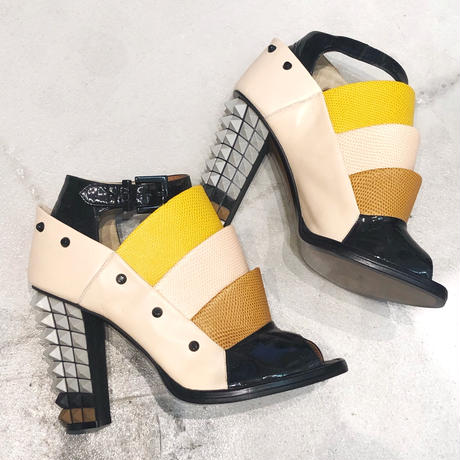 【FENDI】USED 13SS SHOES