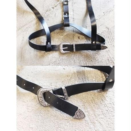 BUCKLE MOTIF HERNESS