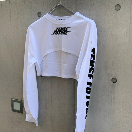 SHORT  LOGO  LONG  SLEEVE  TEE
