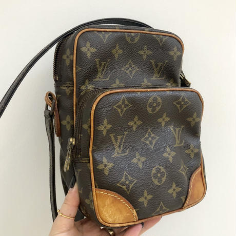 【Vintage Louis Vuitton】MONOGORAM AMAZON 0204-LARK-19