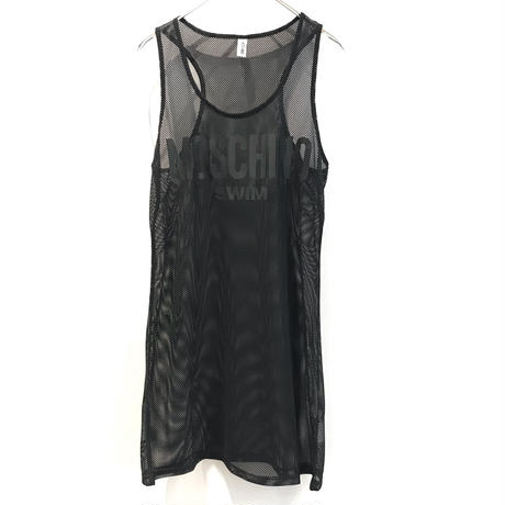 【MOSCHINO】MESH DRESS