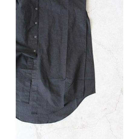 LINEN  LONG  SHIRT  ONE PIECE