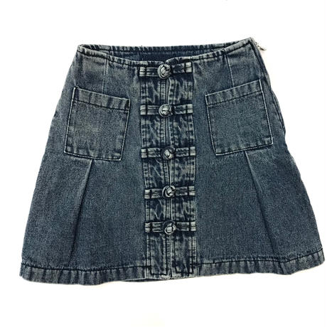 DENIM CHINA SKIRT