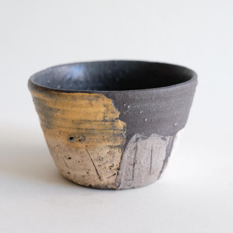 鷹尾葉子作 バケツ型小鉢/B