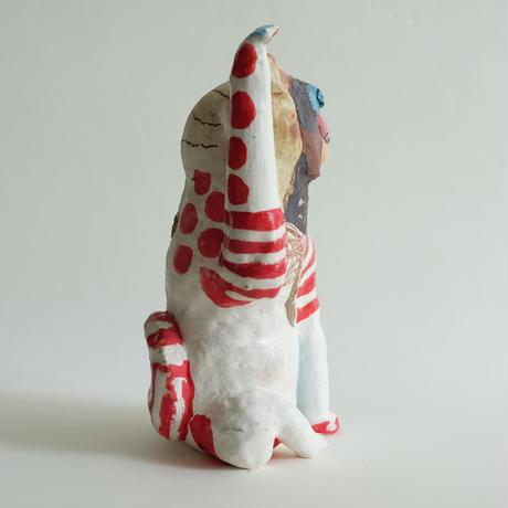 ラファエル・ナバス作 招き猫/D