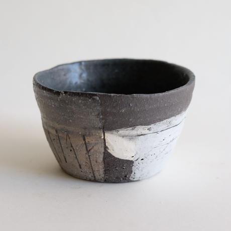 鷹尾葉子作 バケツ型小鉢/D