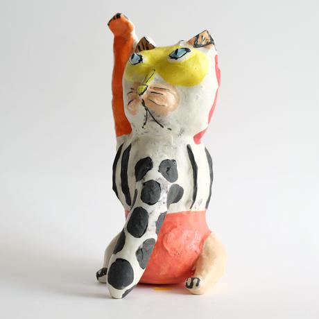 ラファエル・ナバス作 招き猫/大