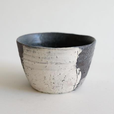 鷹尾葉子作 バケツ型小鉢/F
