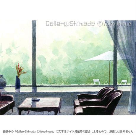 井上よう子「記憶の渚にて」挿絵原画138