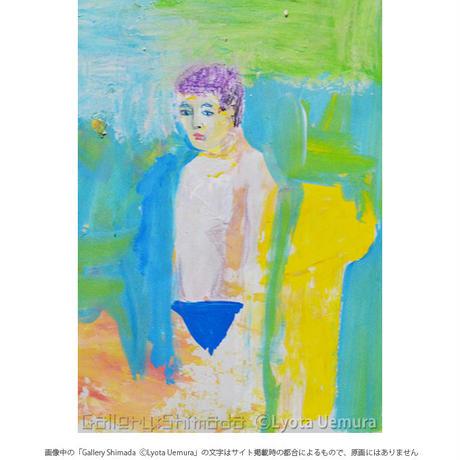 上村亮太「春のプールサイド #6」