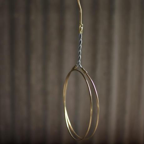 Ring Towel hanger  リング型タオルハンガー