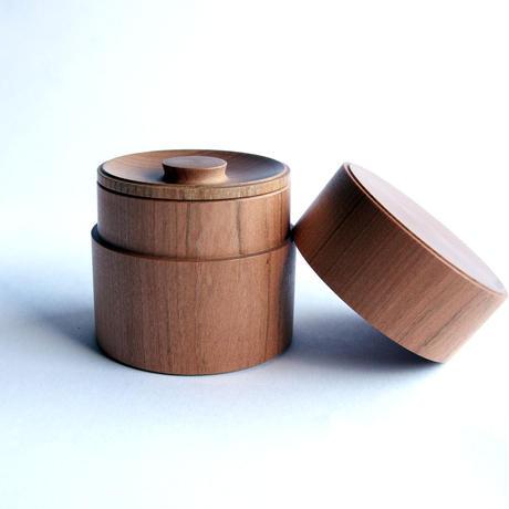 茶筒(中蓋付き)