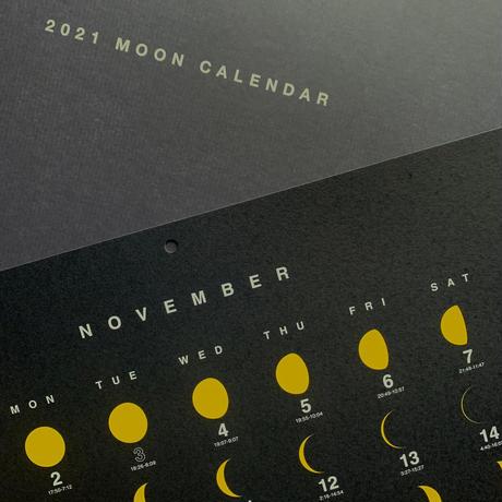 MOON CALENDER 2021