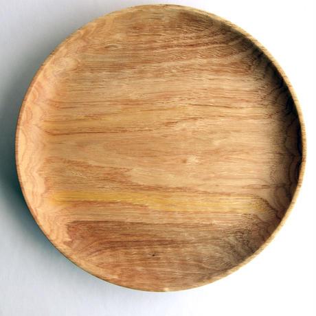 椎の木皿 220
