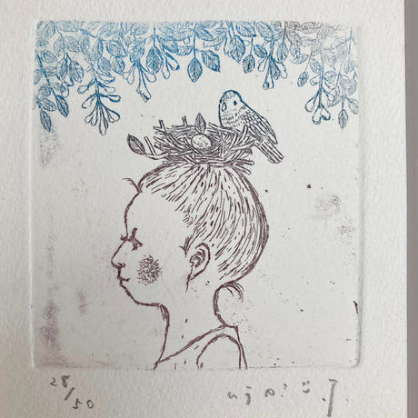 村上志保「鳥の巣 」