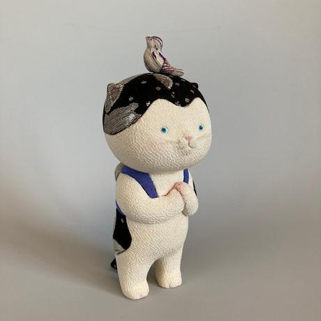 安藤友香「はだかんぼ(立)」
