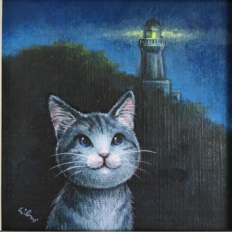 おおやぎえいこ「灯台 」