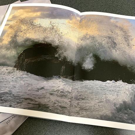 """早川知芳「静かの海 Ritual」写真集  HAYAKAWA Tomoyoshi Photo book """"The Sea of Silence"""""""